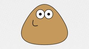 Beliebte App fürs Smartphone - der Pou