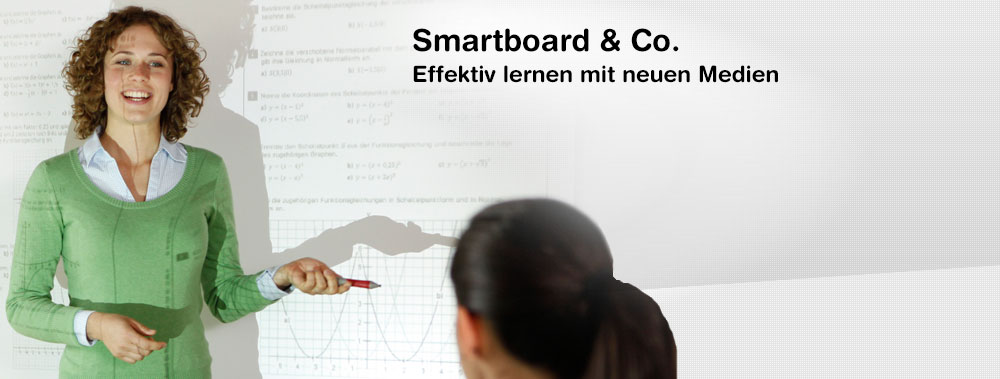 interactive Whiteboard - multimedial lernen