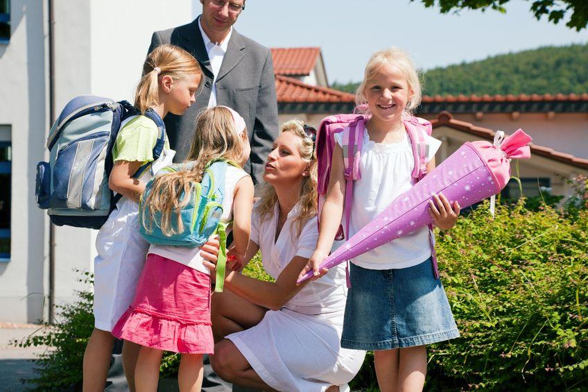 Erster-Schultag-wichtiges-Ereignis-für-Kinder