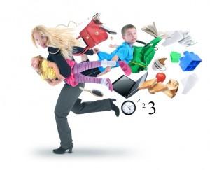 Schulstress oder Freizeitstress - was ist die Ursache für die Überforderung von Schülern?