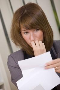 Blaue Briefe erzeugen in vielen Familien Unsicherheit.