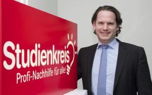 Geschäftsführer Lorenz Haase: Der Studienkreis will neue Nachhilfeschulen hinzukaufen.
