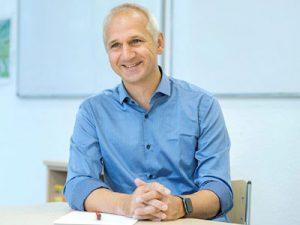 Max Kade, pädagogischer Leiter beim Studienkreis