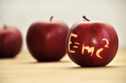Apfel - gesundes Essen - Brainfood