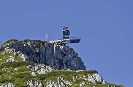 Familienausflug zum AlpspiX an der Zugspitze