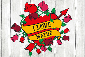 I love Mathe