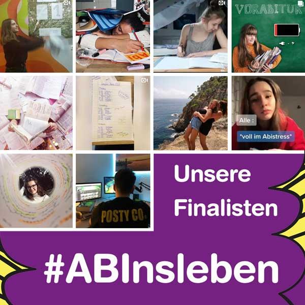 #ABInsleben Finalisten 2020