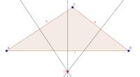 diese formeln brauchst du zum dreieck berechnen. Black Bedroom Furniture Sets. Home Design Ideas